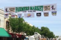 Sponsorship of Farmers Market
