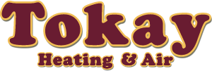Tokay Heating and Air Conditioning Logo